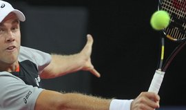 Kraft im Tennis
