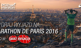 Wygraj wyjazd na maraton do Paryża w konkursie z ASICS!