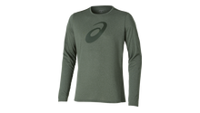 GRAPHIC LONG-SLEEVE TOP