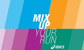 MIX UP YOUR RUN!