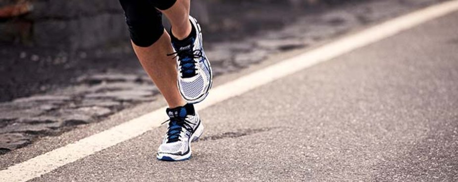 Find The Right Pair Of Running Shoes