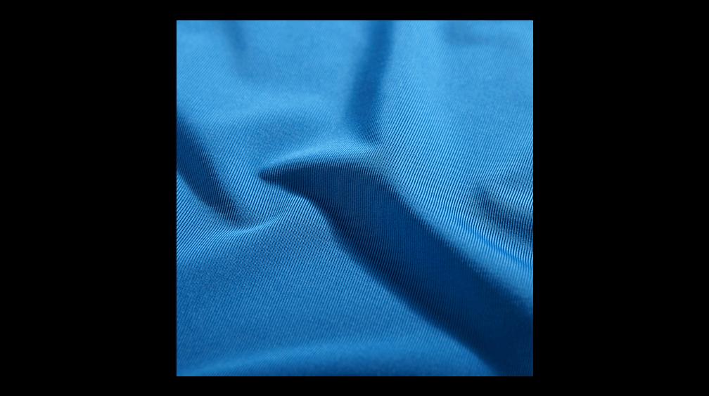 Непринужденный свитшот с длинным рукавом (темно-синий)