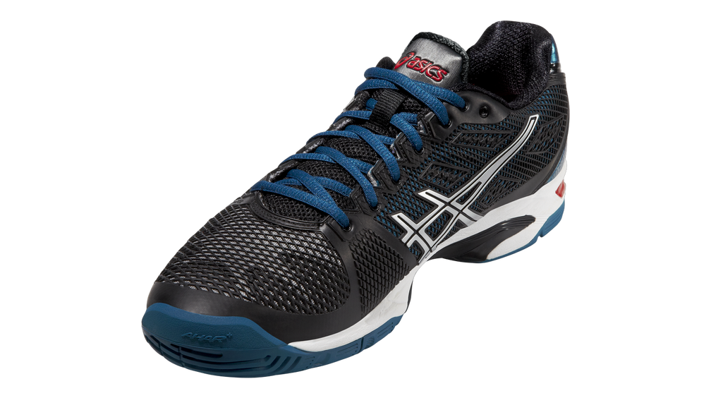 chaussures asics gel solution speed 2